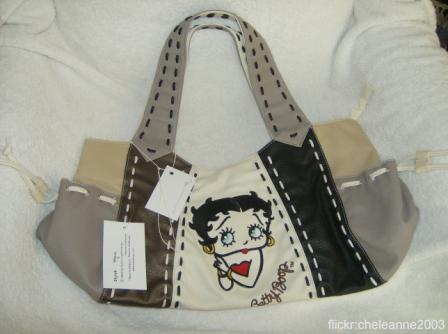 Betty Boop Handtasche als Geschenkidee   Ein Lifestyle Blog
