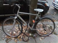Ein Drahtesel, auf Fahrrad genannt