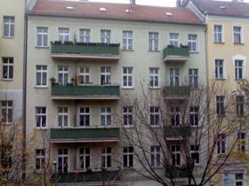 Noch ein Altbau-Haus